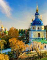 тури по Україні з Києва
