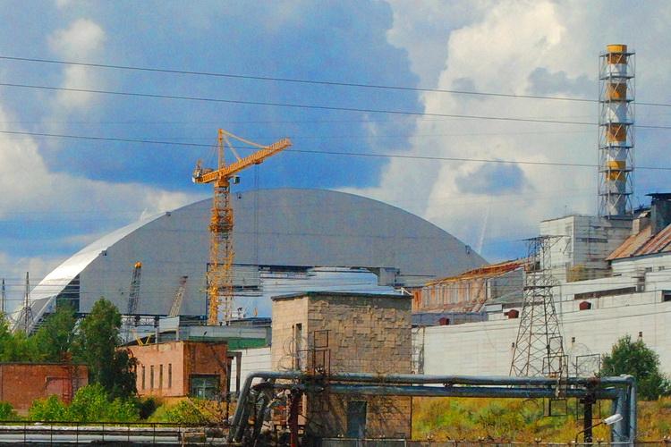 чорнобиль укриття фото