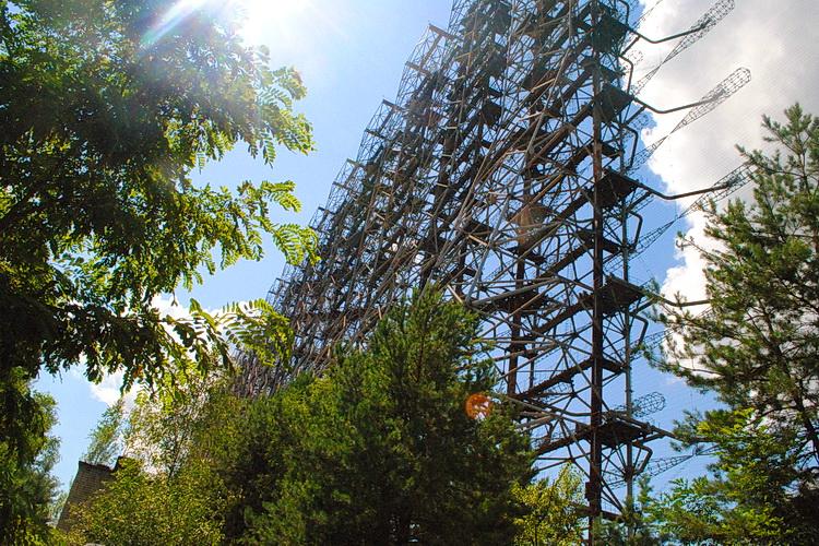 Чернобыль-2 рлс фото