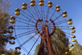 Прип'ять парк фото / Екскурсія в Чорнобиль з Києва