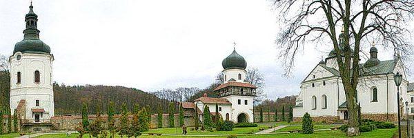 Королевский город Жовква и Креховский монастырь