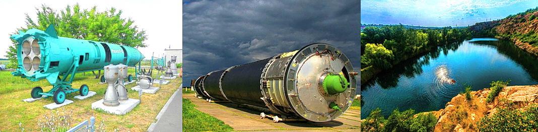 Первомайск-музей ракетных войск