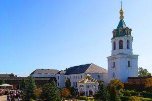 Зимненский монастырь
