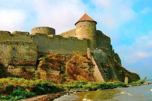 Аккерманская крепость картинка