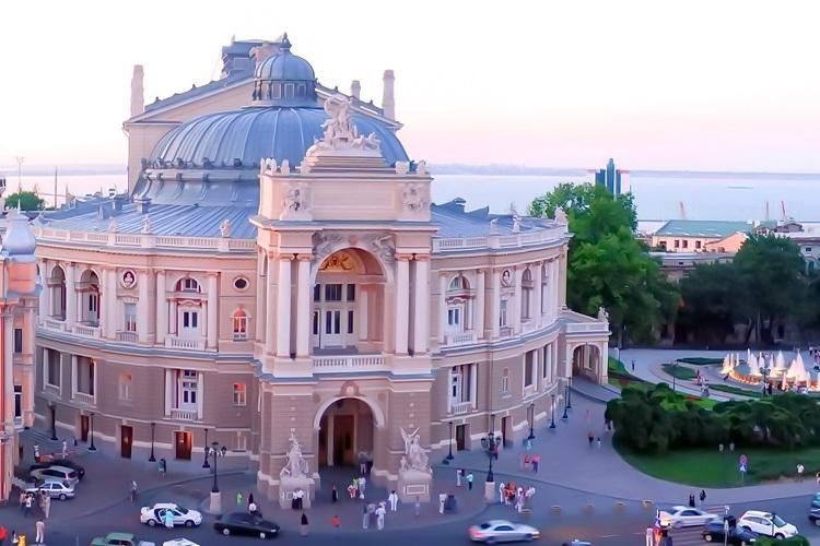 Город Одесса / тур в Одессу из Киева