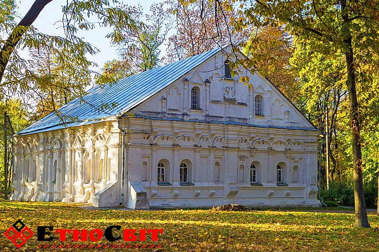 Чернигов Дом Мазепы