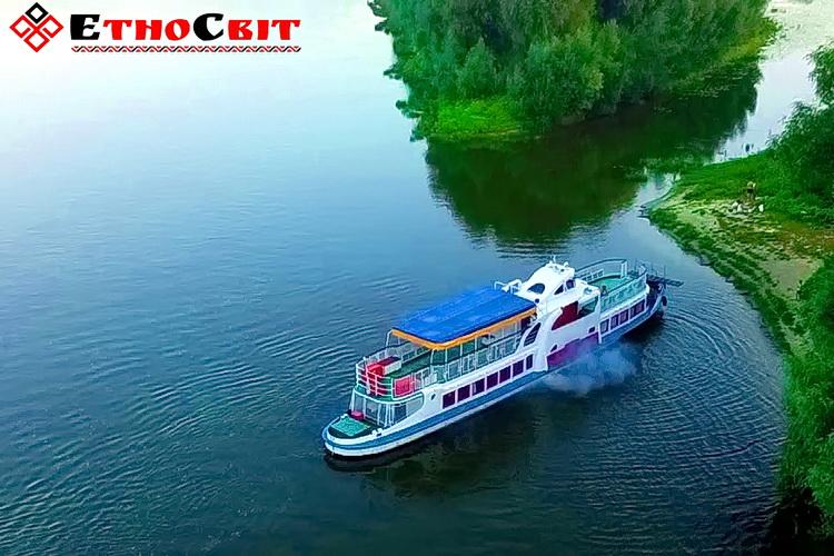 Чернигов река Десна