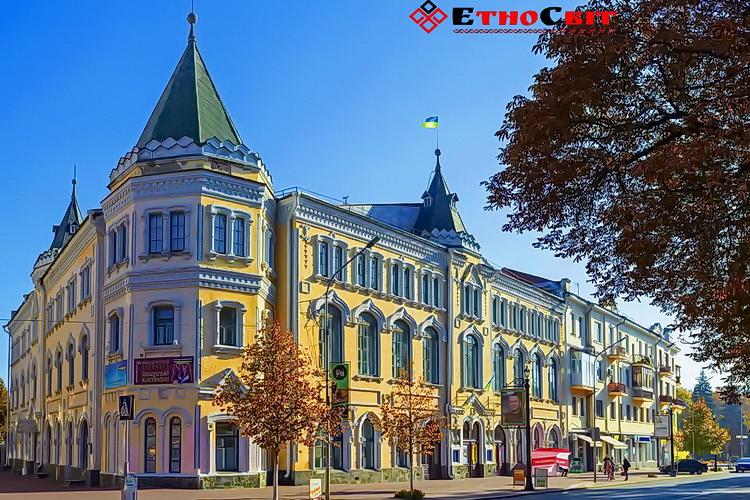 Чернигов областной филармонический центр