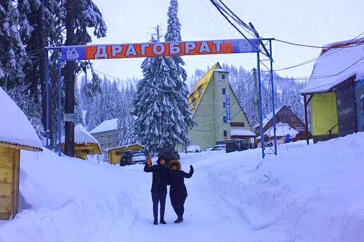 Горнолыжные туры на Драгобрат из Киева