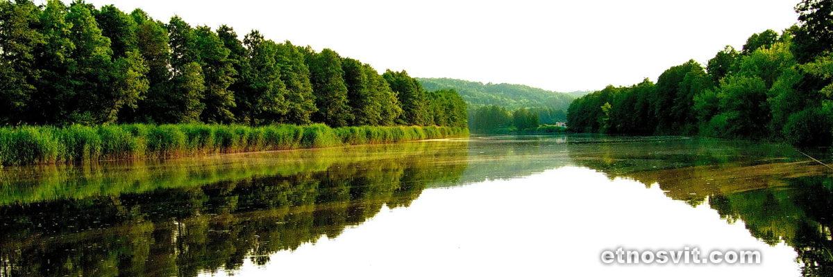 Экскурсия в Корсунь, река Рось