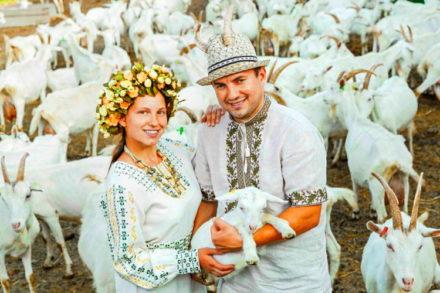 Экскурсия на ферму БАБУШКИНЫ КОЗЫ