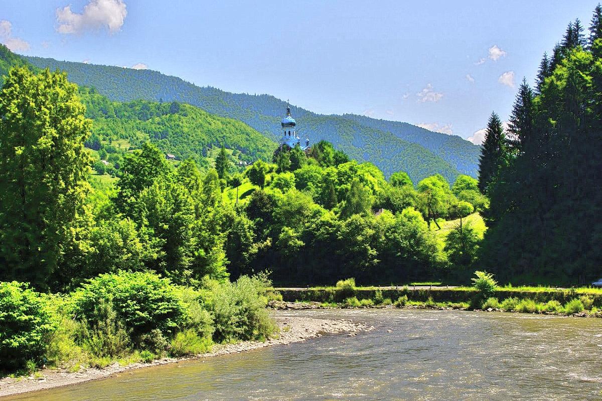 Село Ділове