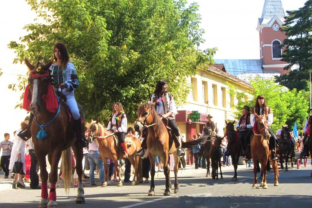фестиваль Гуцульская брынза в Закарпатье