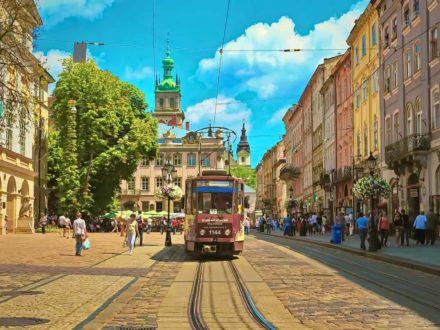 Автобусная экскурсия по Львову