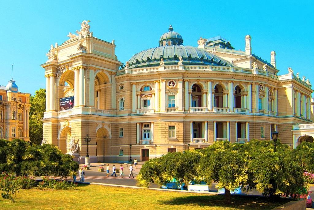 Тури з Одеси по Україні