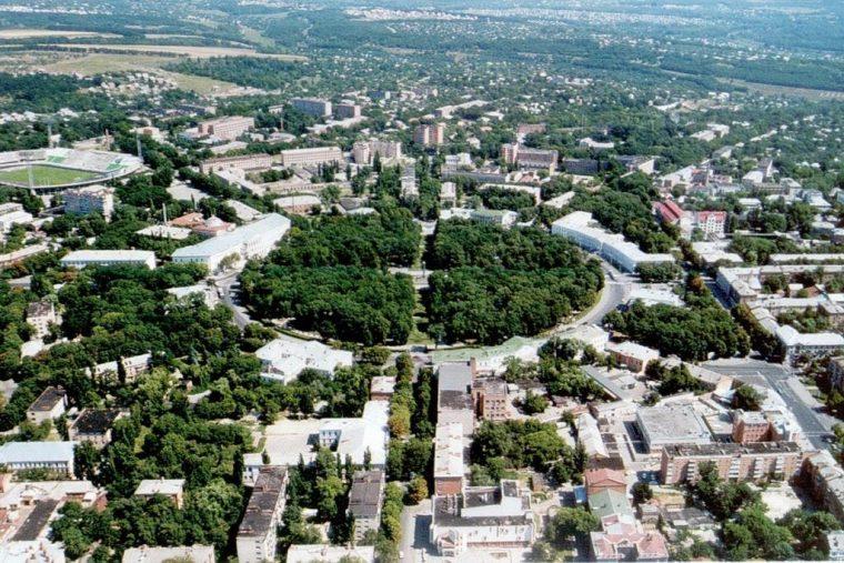 Полтава - Круглая площадь