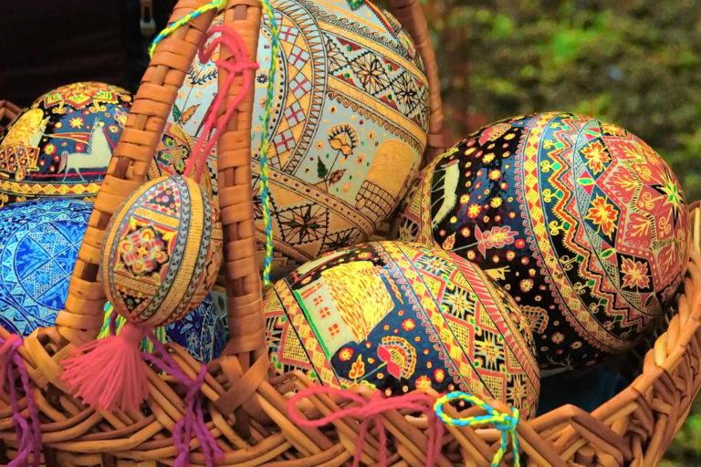 Фестиваль Писанка / Великдень Паска Воскресіння Христове / Пасха Воскресение Христово