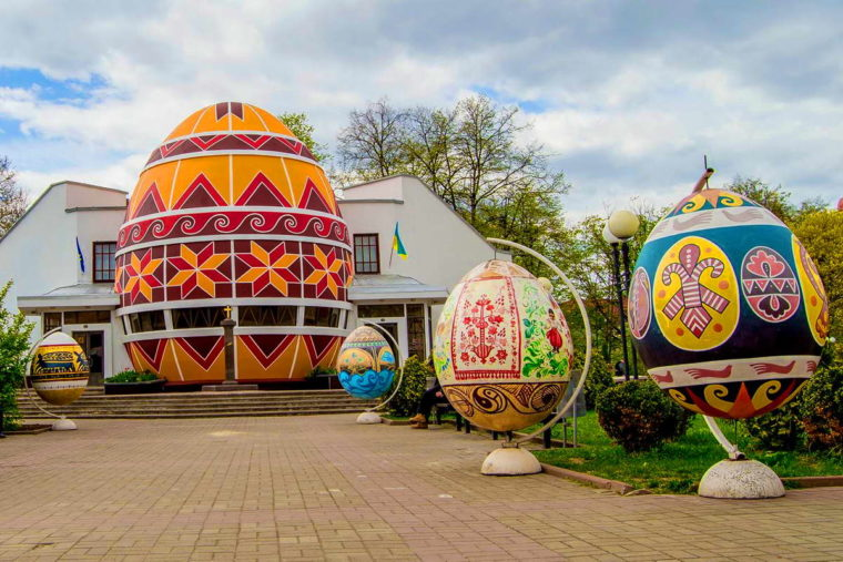 Фестиваль Писанка 2019