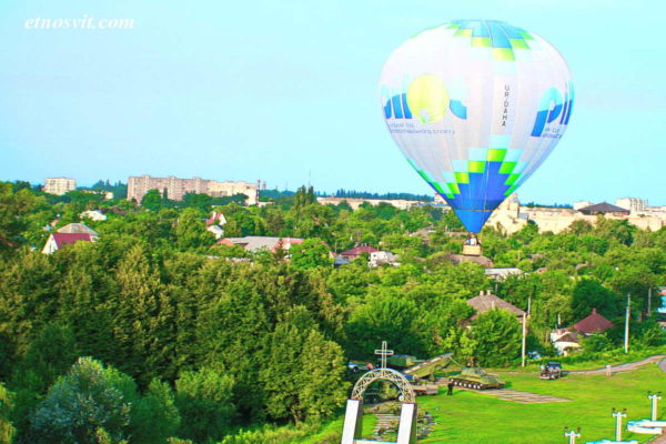 Фестиваль повітряних куль в Переяславі