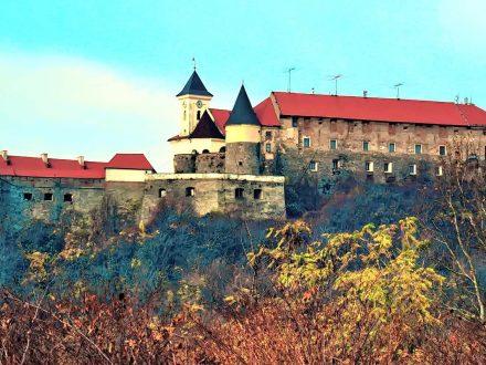 Замок Паланок экскурсия
