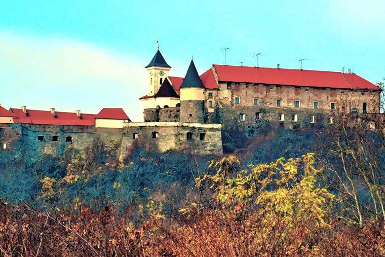 Замок Паланок екскурсія