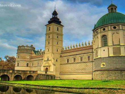 Замок Красіцьких, Перемишль, Польща / экскурсионный тур в Словакию и Польшу
