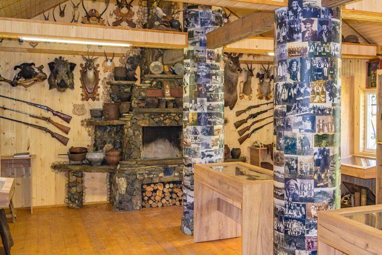 Етнографічний музей старожитностей Гуцульщини