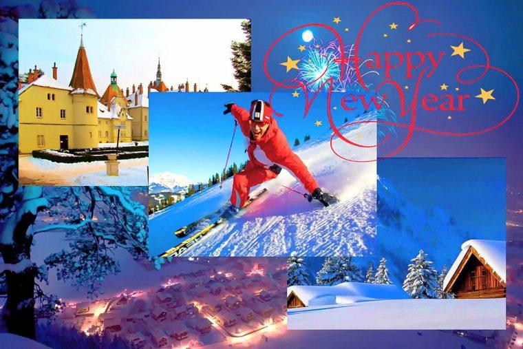 Новогодние туры в Закарпатье | туры в Закарпатье на новый год 2021