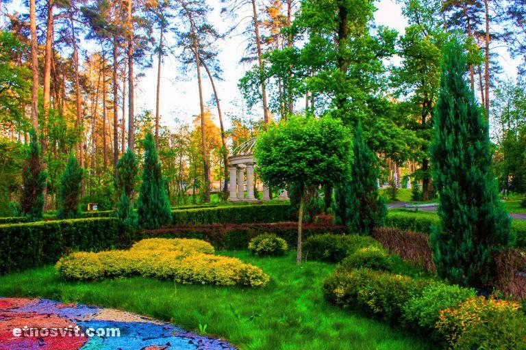Бучанський міський парк