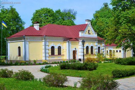 Дом-музей Генерального судьи Василия Кочубея, Батурин