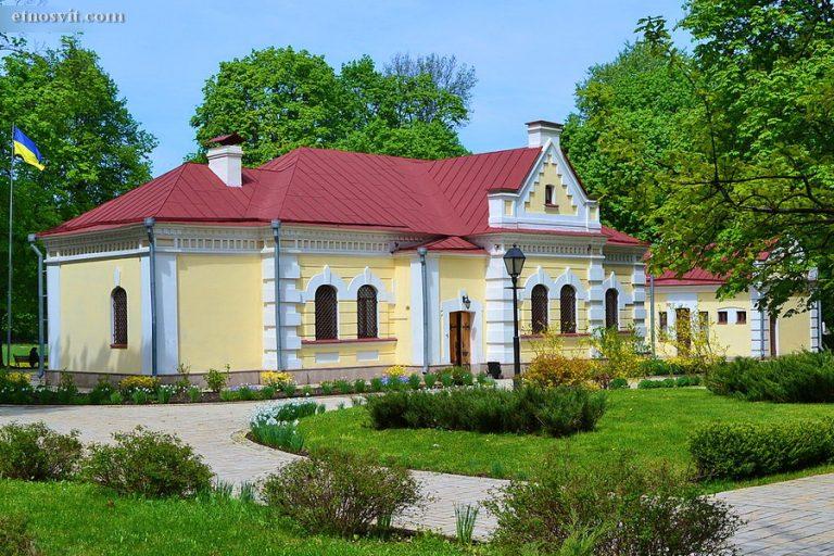 Будинок-музей Генерального судді Василя Кочубея, Батурин