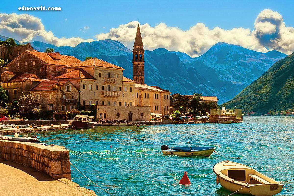 Туры в Черногорию из Украины | отдых в Черногории