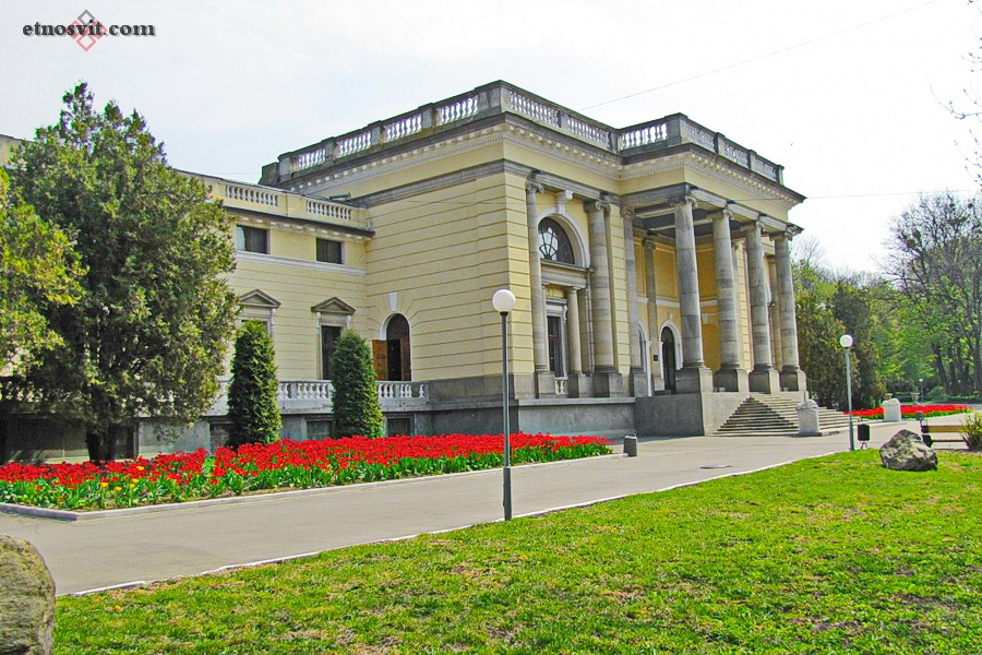 Палац графині Щербатової, Немирів, Вінницька область