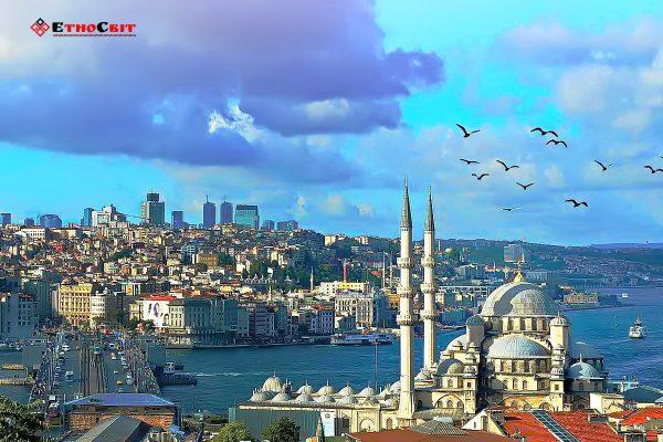 Тур в Стамбул зі Львова