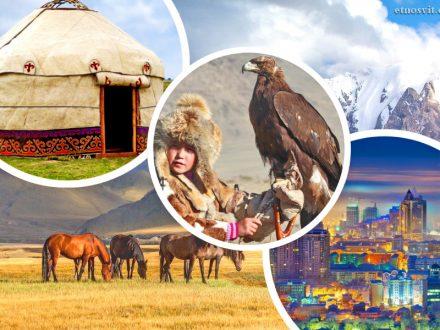 Тур в Казахстан из Киева