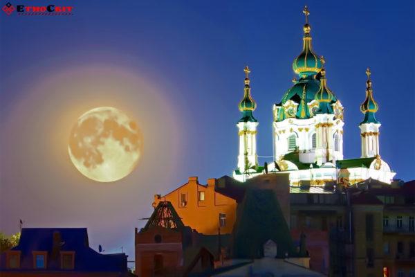 экскурсия Киев мистический / екскурсія Київ містичний