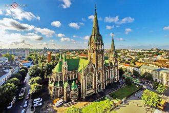 Костел святої Ельжбети (Церква святих Ольги і Єлизавети) | Львів