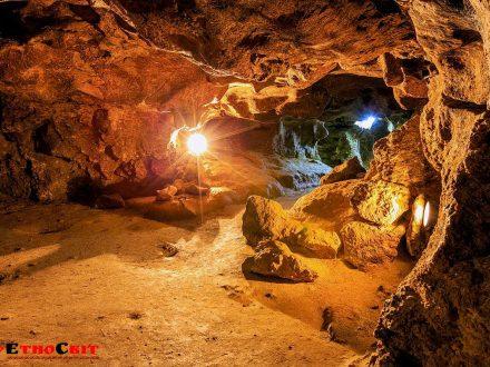 Пещеры Подолья / Хрустальная пещера
