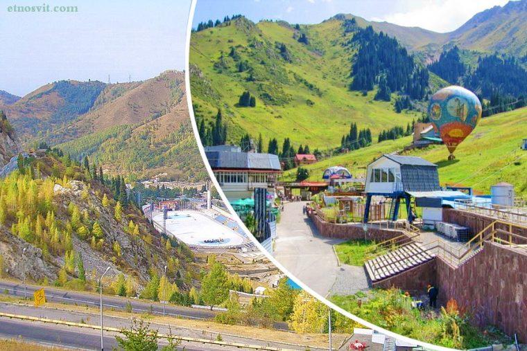 ВСК «Медео» и ВГК «Чимбулак», Казахстан