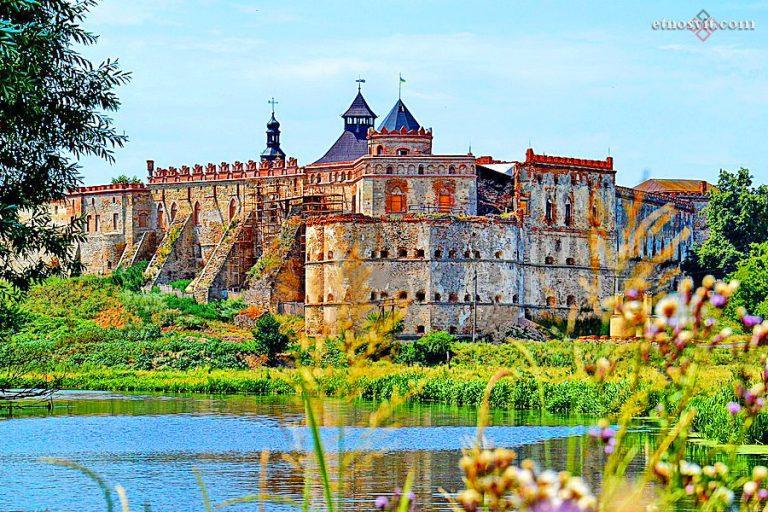 Меджибожский замок | Хмельницкая область