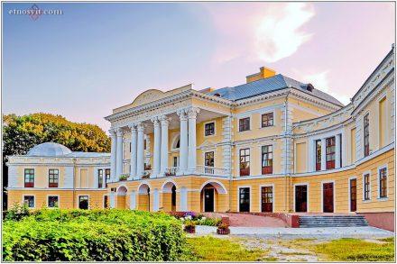 Дворец Грохольских, с. Вороновица, Винницкая область