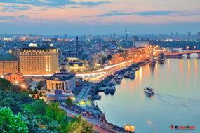 екскурсійні тури в Київ