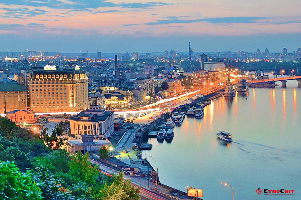 тури в Київ