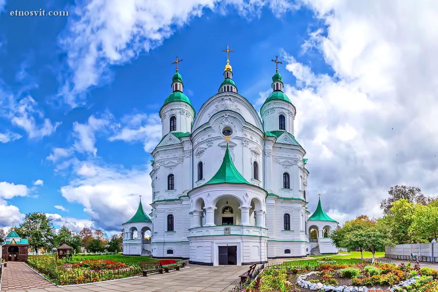 Собор Різдва Богородиці в Козельці, Чернігівщина