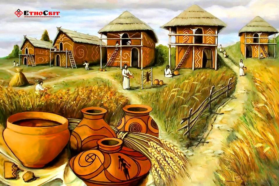 Трипольская культура - сенсация мирового масштаба