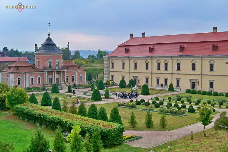 Золочівський замок   Львівщина