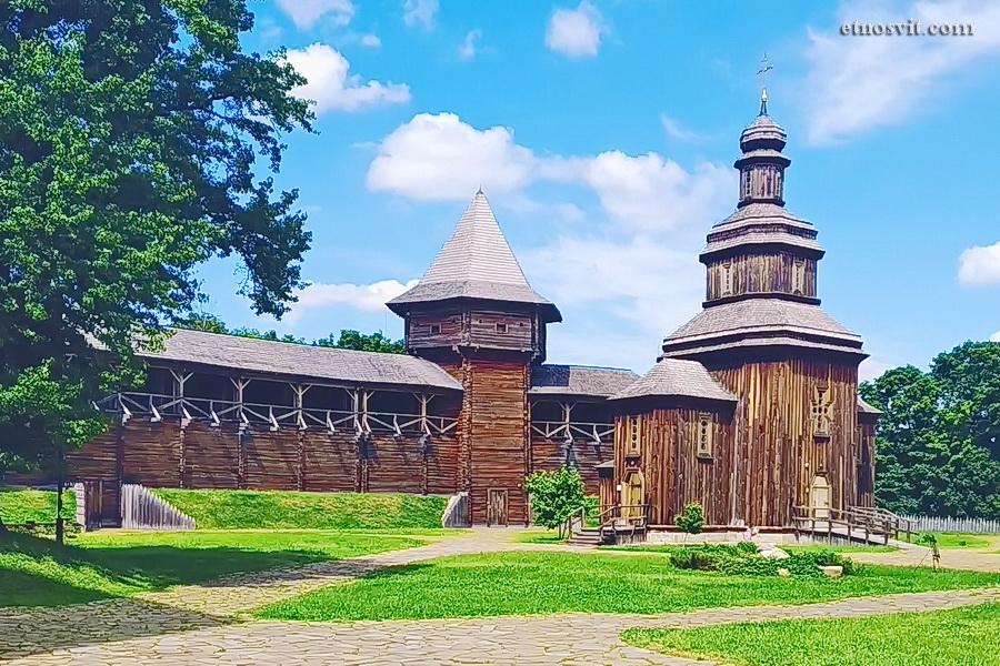 Батурин гетманская столица