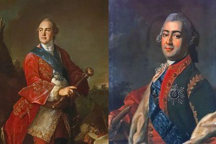 Братья Разумовские - Алексей и Кирилл Разумовский