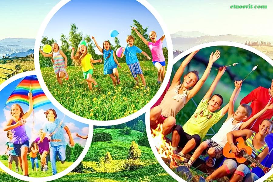 Детский лагерь в Карпатах, детский отдых в Карпатах