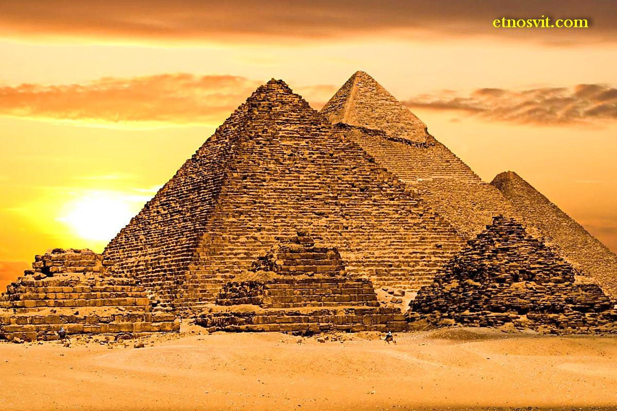 Тури в Єгипет з України